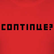 Design ~ Continue Logo Black