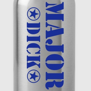 Major Dick Men's Water Bottle - Water Bottle