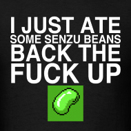 Design ~ I just ate some senzu beans...