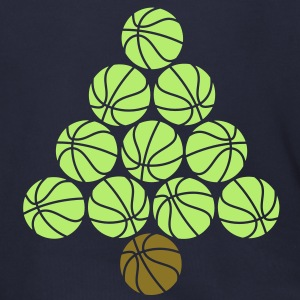 Basketball Tree  Zip Hoodies/Jackets - Men's Zip Hoodie