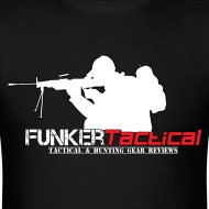 Design ~ Funker Tactical Full Logo t-shirt