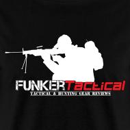 Design ~ Funker Tactical Full Logo t-shirt