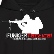 Design ~ Funker Tactical Full Logo hoodie