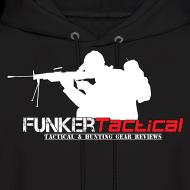 Design ~ Funker Tactical Full Logo hoodie