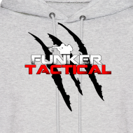 Design ~ Funker Tactical Claw Marks hoodie