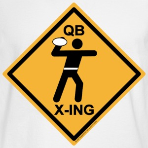 Quarterback X-ING - Men's Long Sleeve T-Shirt