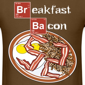 Breakfast Bacon - Men's T-Shirt