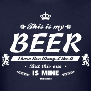 This is my beer T-Shirts - Men's T-Shirt