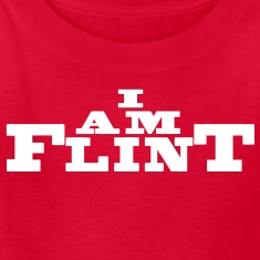 I Am Flint Kids' Shirts