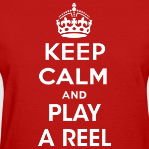 play_reel Women's T-Shirts - Women's T-Shirt