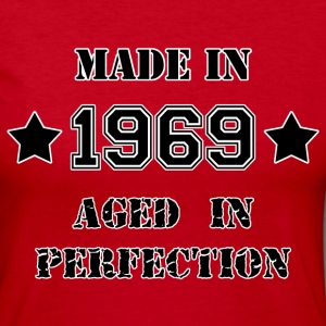 Made in 1969 Long Sleeve Shirts - Women's Long Sleeve Jersey T-Shirt