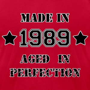 Made in 1989 T-Shirts - Men's T-Shirt by American Apparel