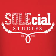 Design ~ SOLEcial Studies Tee by RDQLUS creative (Pick Your Color) *Scholarship Tee*