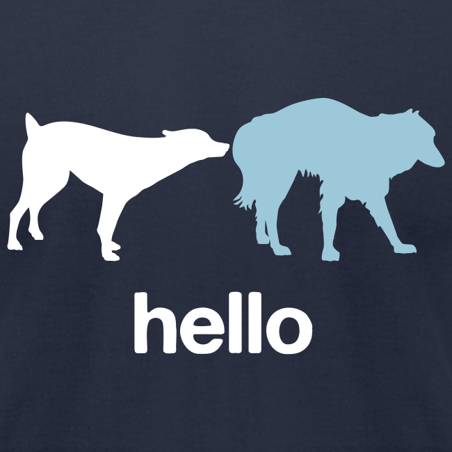 Hello Dogs Shirt