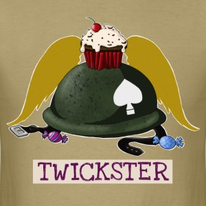 Twickster T-Shirts - Men's T-Shirt