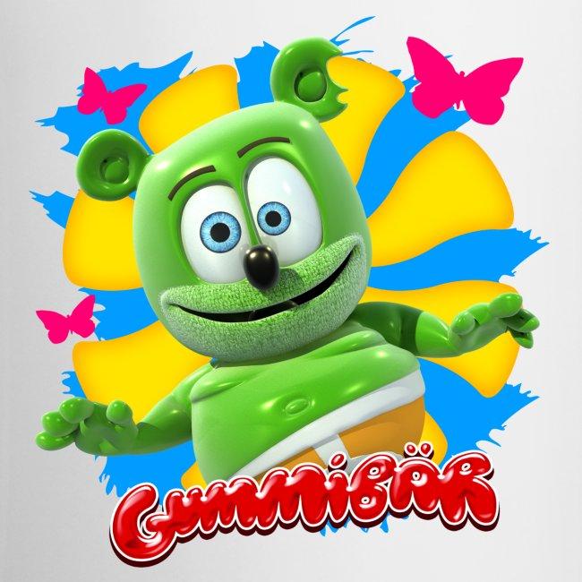 Gummibär (The Gummy Bear) Butterflies Mug