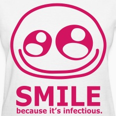 Smile Women's T-Shirts
