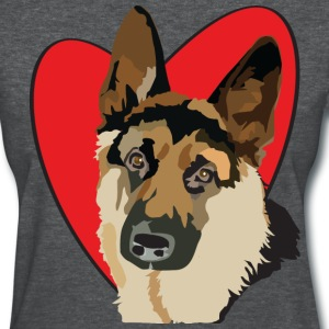 Love Shepherds - Women's T-Shirt