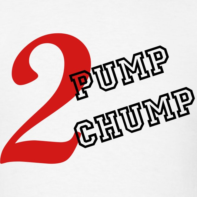 2 Pump Chump White