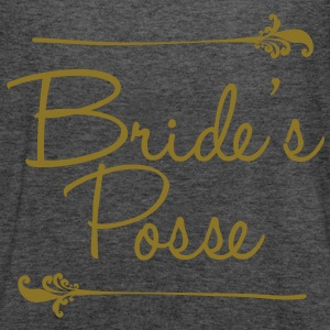 Bride's Posse - Women's Flowy Tank Top by Bella