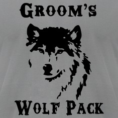 Groom's Wolf Pack