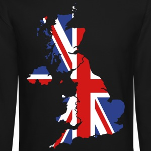 UK Flag Crewneck - Crewneck Sweatshirt