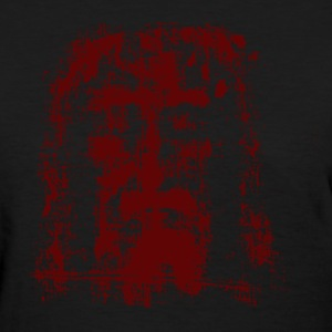 Jesus, Shroud of Turin - Women's T-Shirt