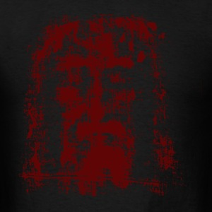 Jesus, Shroud of Turin - Men's T-Shirt