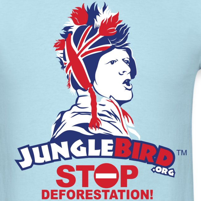 Jungle Bird Stop Deforestation