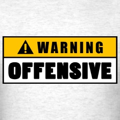 Warning Offensive Lockout