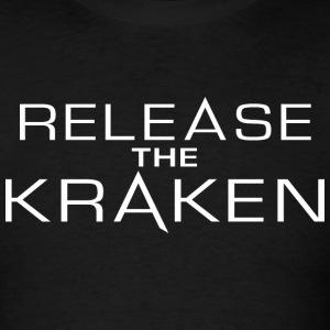 Clash of the Titans - Release the Kraken - Men's T-Shirt