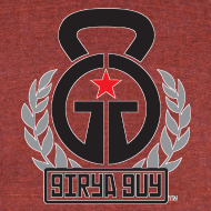 Design ~ Girya GUY American Apparel Vintage Style Shirt