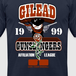 Gilead Gunslingers - Men's T-Shirt by American Apparel