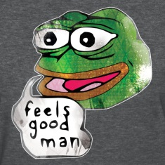 Vintage Feels Good Man Tee