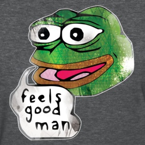 Vintage Feels Good Man Tee - Women's T-Shirt