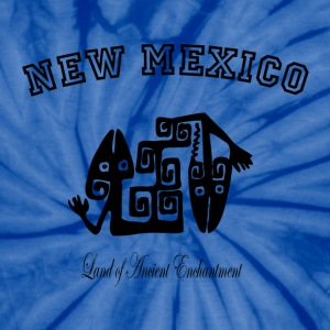New Mexico: Land of Ancient Enchantment! T-Shirts - Unisex Tie Dye T-Shirt