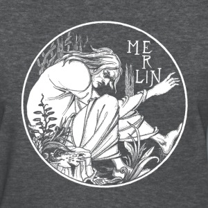 Aubrey Beardsley – Merlin - Women's T-Shirt