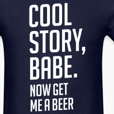 Cool Story, Babe...