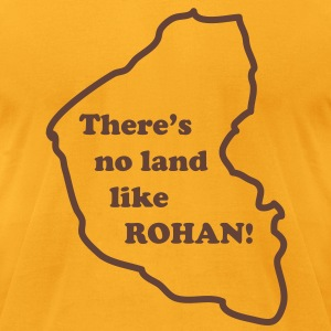 Visit Rohan T-Shirts - Men's T-Shirt by American Apparel