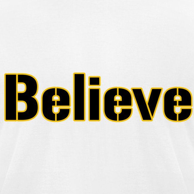 Believe Football Mens American