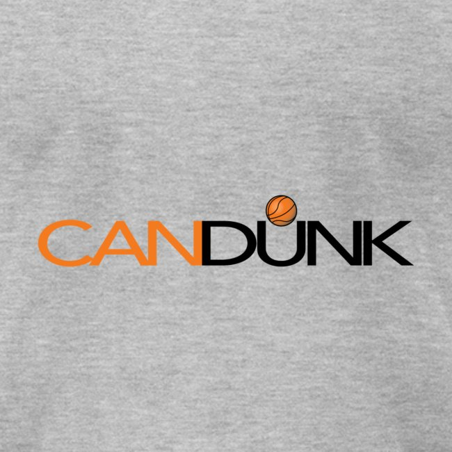 Official Can Dunk Basketball Logo T-Shirt