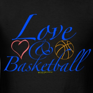 Love & Basketball T-Shirts - Men's T-Shirt