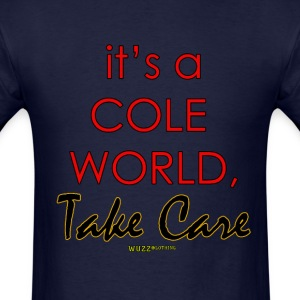 Cole World, Take Care T-Shirts - Men's T-Shirt