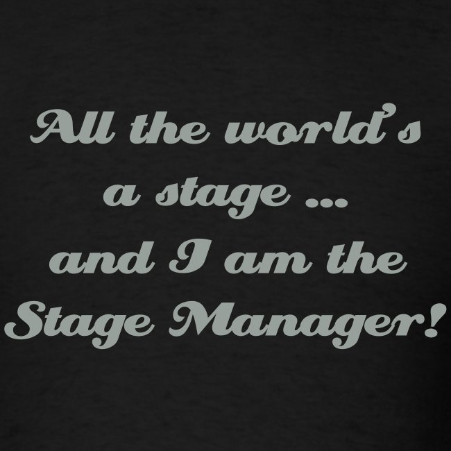 World Stage Manager
