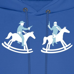 Royal blue The Chase Sweatshirt - Men's Hoodie