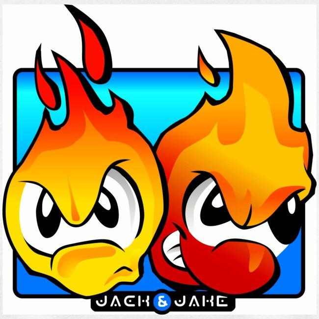 Jack & Jake Tag Artist Version