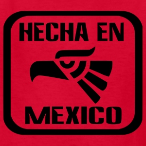 Red Hecha En Mexico Kids & Baby - Kids' T-Shirt