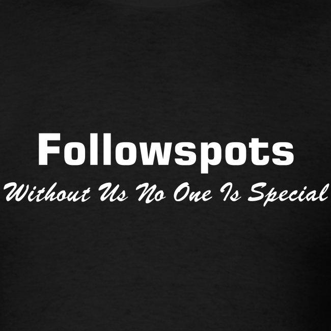 Followspots