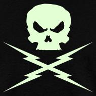 Design ~ GLOW-IN-THE-DARK!! DEATH PROOF T-SHIRT