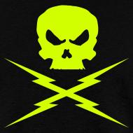 Design ~ Neon Yellow - DEATH PROOF T-SHIRT